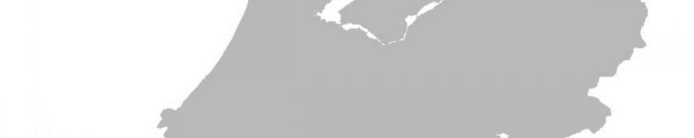 nederland-kaart-vector